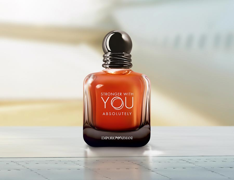 stronger With You Absolutely by Emporio Armani