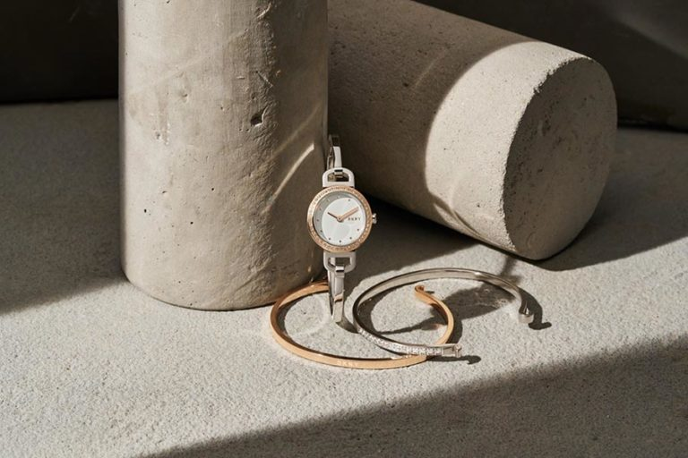 DKNY's latest watches and jewellery