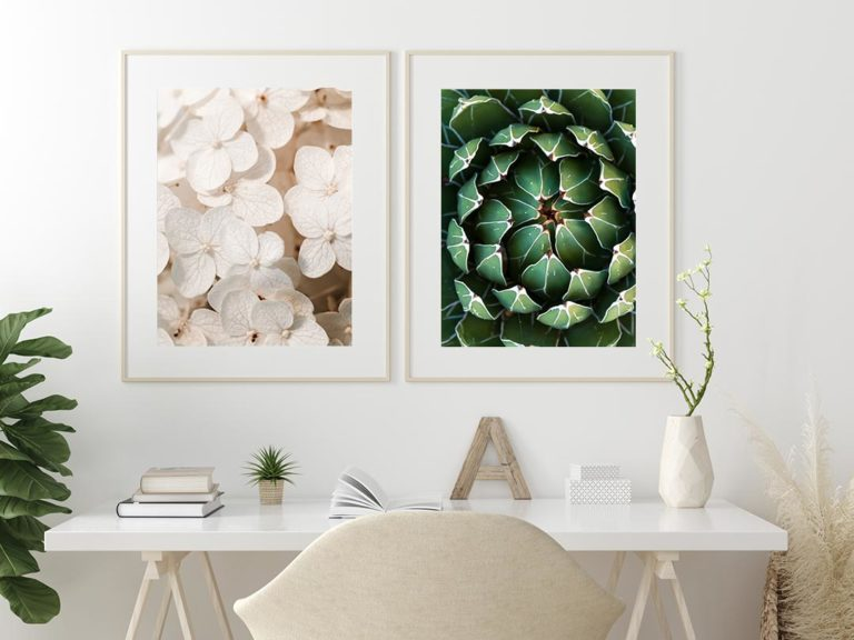 Studio&Me Curated Art Prints Home Office