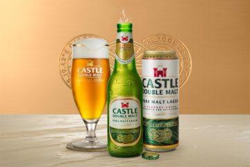 Castle Lager Double Malt