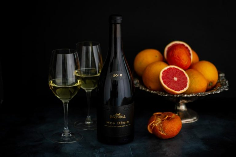Eikendal Mon Désir Chardonnay